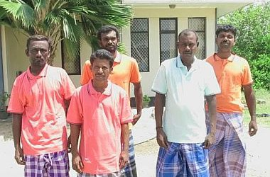 05 indian fisherman arrested