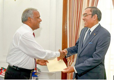 Mr. Esala Weerakoon appointed as Secretary of the Ministry of Foreign Affairs, Sri Lanka